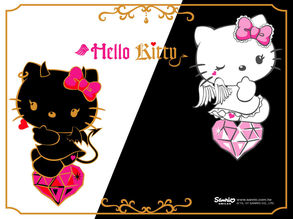 Hello Kitty Emo Wallpaper 4 Caroline Westlake