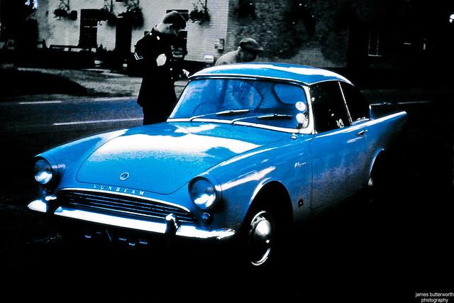 Sunbeam Harrington Alpine 1961
