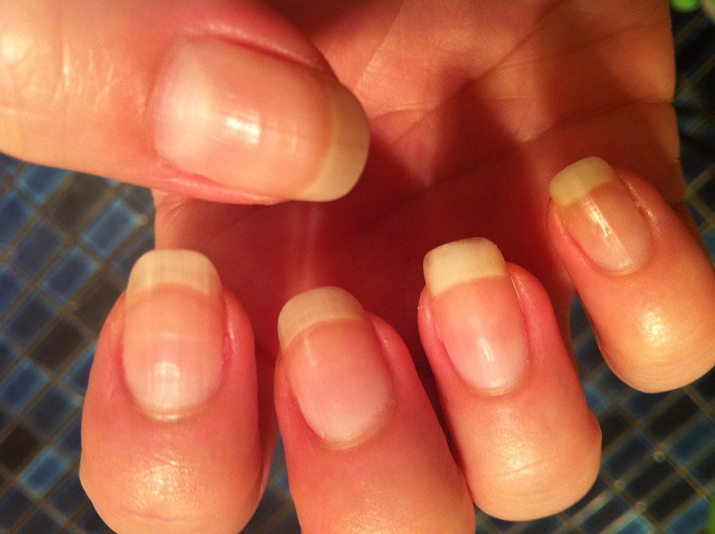 Natural Nails Uñas Naturales More At Wwwangelhandsonline