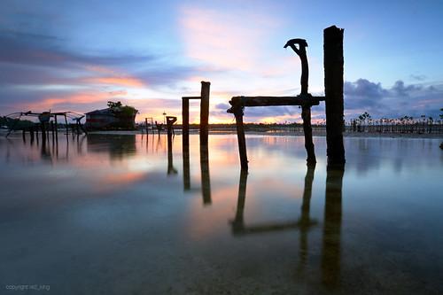 light landscape dawn angle sony philippines wide cebu rays tamron cordova mactan breaking chasing crepuscular 1024 nex nex5