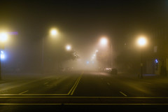 Night Fog - Albany, NY - 2011, Sep - 09.jpg by sebastien.barre