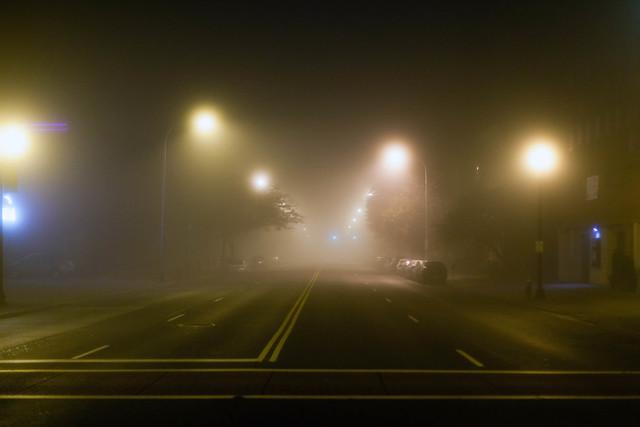 Night Fog - Albany, NY - 2011, Sep - 09.jpg