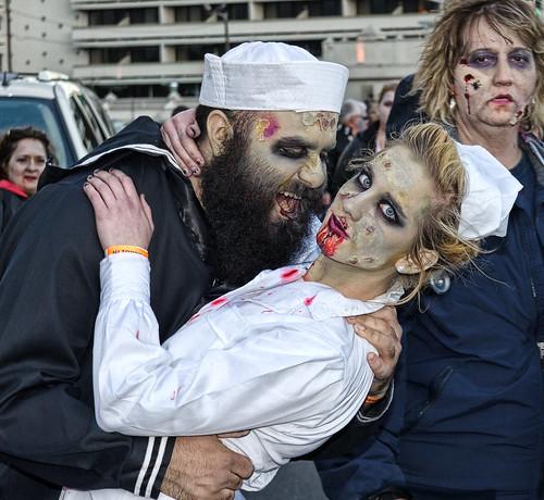 Zombie Walk - D Day | by Bob Jagendorf