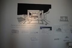 2011. október 28. 12:35 - A nemzeti színház terve 1980-ból szemben az ablakban Nemzeti Színház 2001-ből.