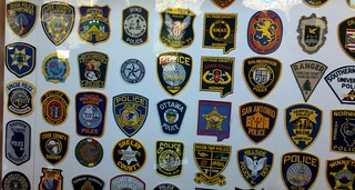 IL - Collection of Police Patches   by Inventorchris