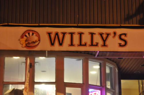 Willy's Sign Dark | by Willysfreshcut.ca
