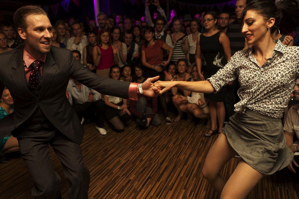 Lindy Shock 2011, Roumanie.