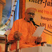 Swami Harshananda, President, Ramakrishna Math, Bengaluru, spoke on Hinduism at the Inter-faith Meet held at the Ramakrishna Mission, Delhi.