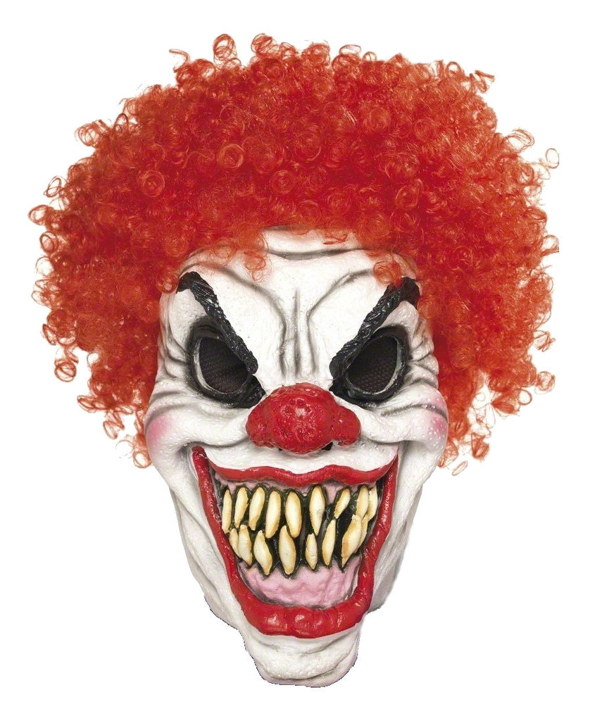 Scary Clown Mask Combomphotos Flickr