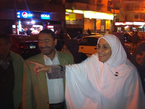 The Candidate: Bushra Al Samni | by Samer Shehata
