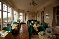 Charlie Chaplin Lounge in Blair Arms Hotel, Waterville, Ireland