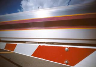 West Medford train crossing