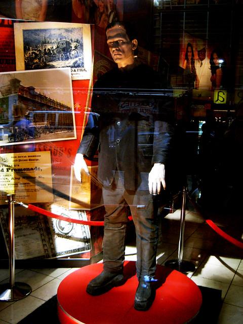 Boris Karloff Wax Frankenstein s Monster 2095