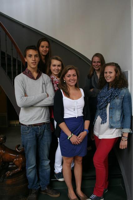 Leerlingenraad 2011-2012