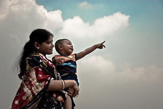 mother and child-0134 | by ভাস্কর