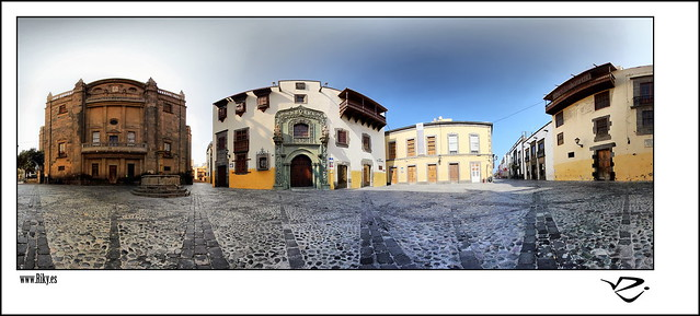 :: Plaza del Pilar Nuevo 360º ::