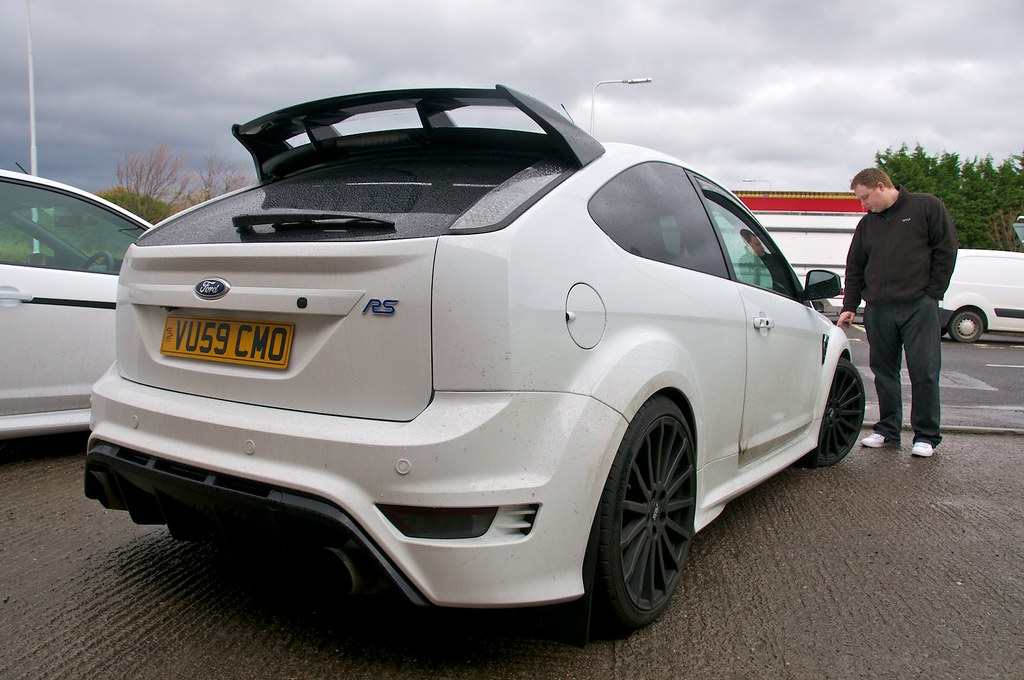 Focus RS Owners Club / Fast Ford Magazine Meet @ Sitech Ra