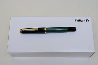 Pelikan Souverän M600: Pen and Box | by bwDraco