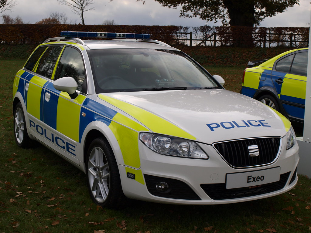 Law Auto Group >> Vw Auto Group Seat Exeo Police Demonstrator Seen At Es Flickr