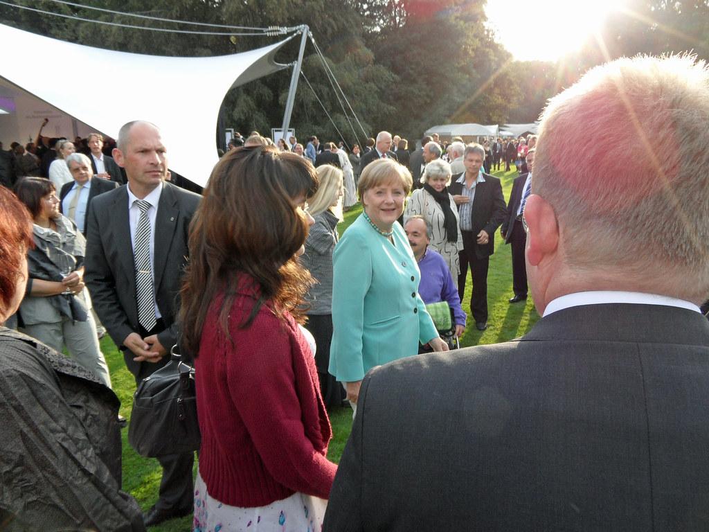 Sommerfest Bundespräsident