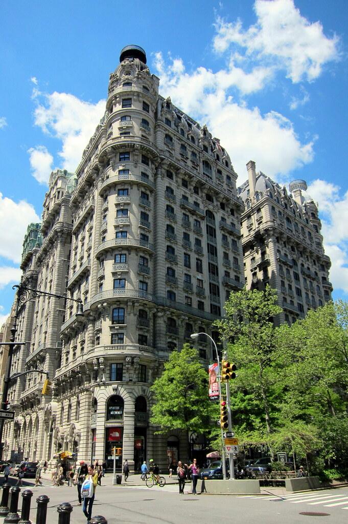 NYC - UWS: Ansonia