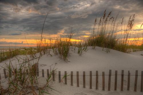 travel sky beach grass clouds sand nikon alabama hdr gulfshores dauphinisland d300