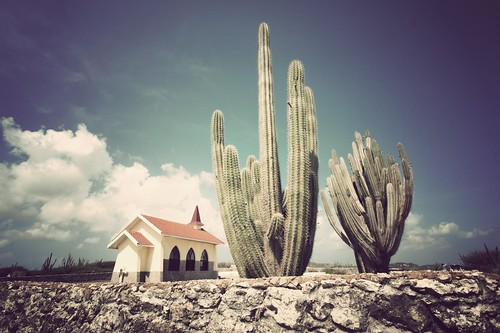 My home Aruba   by Nestor's Blurrylife