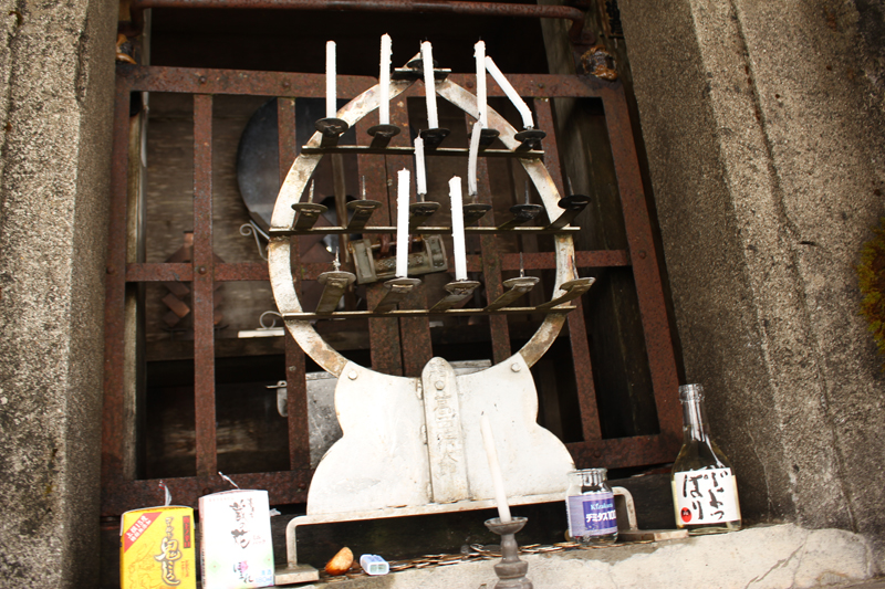 岩木山山頂神社