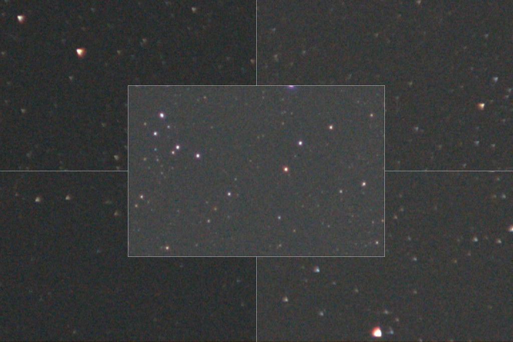 Nikon 135mm f/2.8 lens test (3x enlargement)