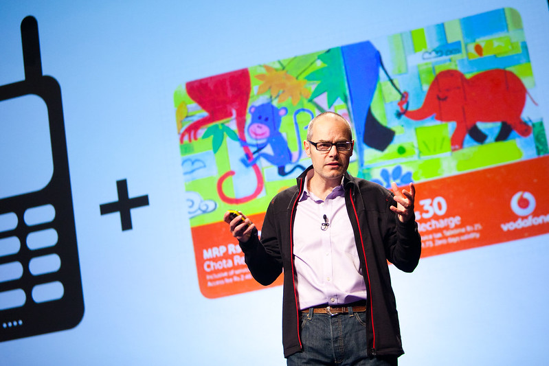 Paul Needham - PopTech 2011 - Camden Maine USA