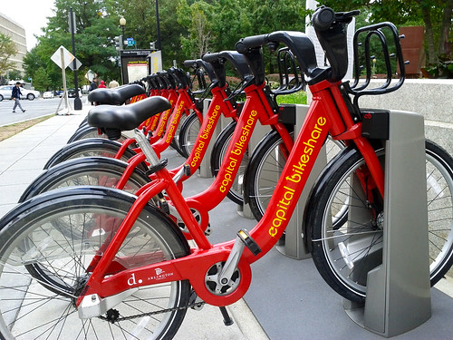 Capital Bikeshare | by zcopley