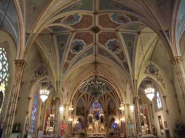St. Stanislaus Kostka Catholic Church, Adams, MA
