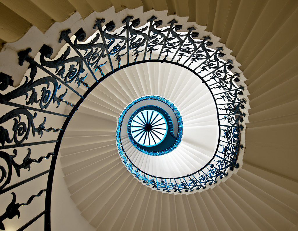 Tulip Staircase London