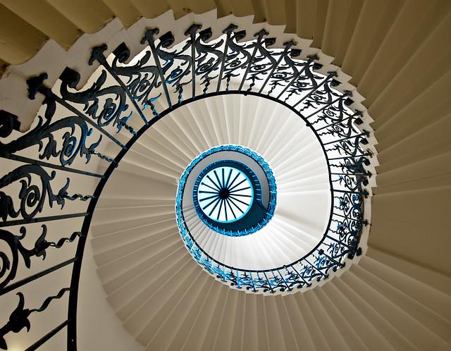 Tulip Staircase London