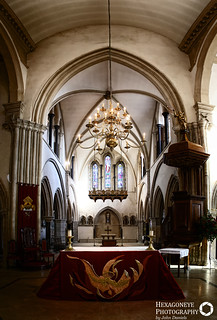 Portsmouth Cathedral Altar | by Hexagoneye Photography