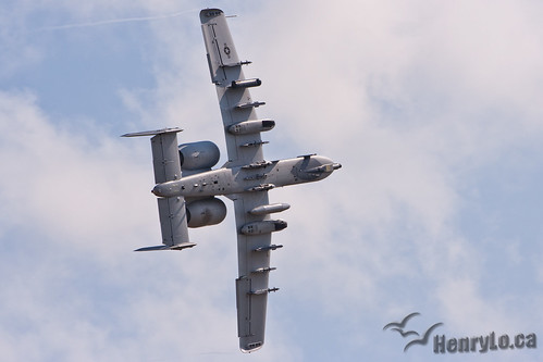 A-10 Thunderbolt II | by Henry_Lo