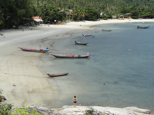 Koh Phangan, Tong Nai Pan Yai Beach | by travelourplanet.com