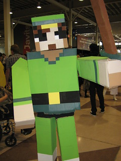 Minecraft Link | by Metal Lungies
