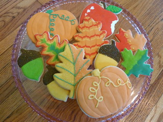 Fall Cookies! | by kelleyhart