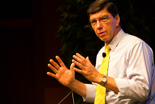 Business of Software - Clay Christensen | by betsyweber