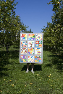 Quilt in the Apple Orchard | by KCQuilts