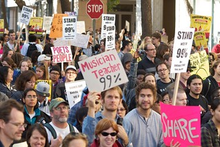 Occupy Oakland General Strike am rally 26 | by Brian Sims