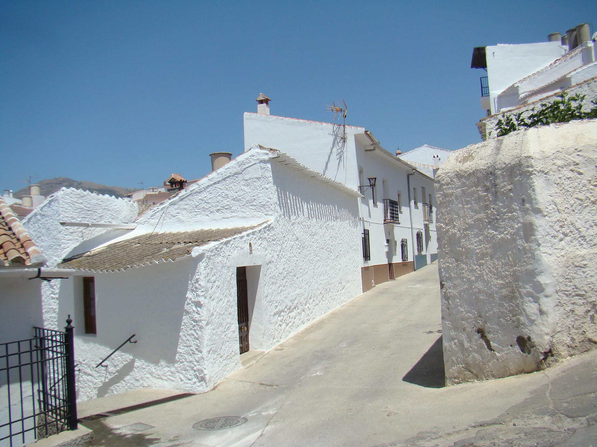 Periana Pueblo de la Axarquia Malaga