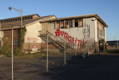 Abandonment and Anarchist Authority