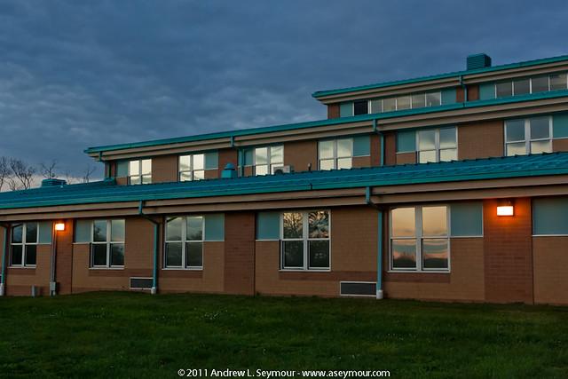 111021 sunset of school 119