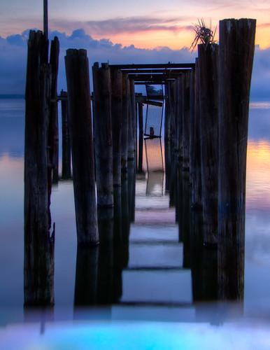 sunrise pier dock florida sanford lakemonroe oldsteamboatdocks