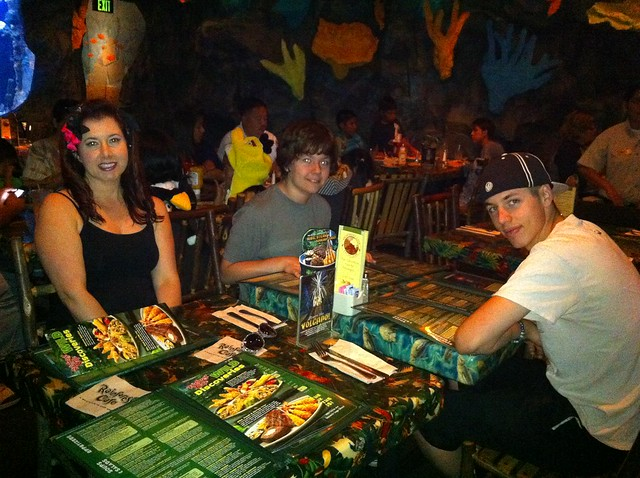 Rain Forest Cafe San Francisco