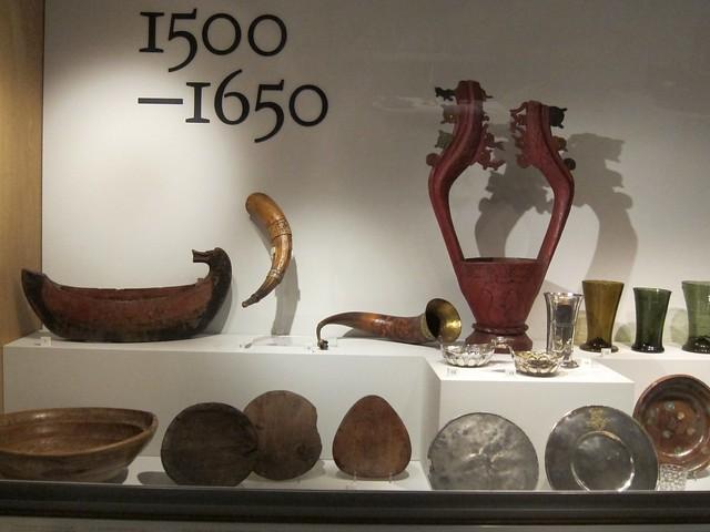 1500-luvun esineistöä