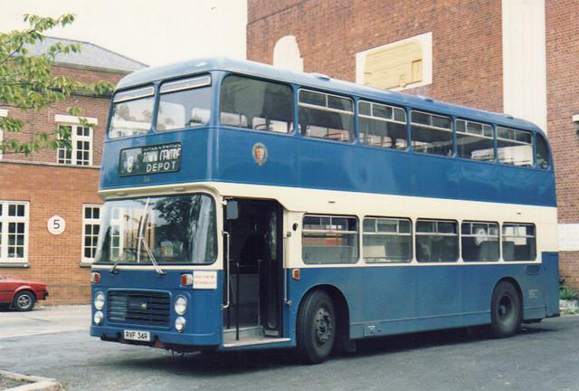 34, RVF 34R, ECW Body H43-31F, 1977 (t.1985)