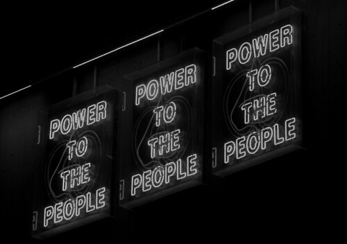 Power To The People | by Nick J Webb